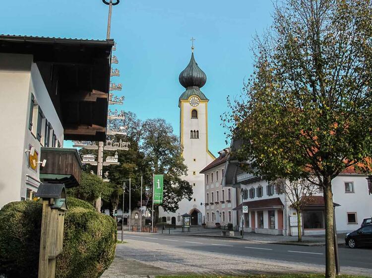 Wandern Auf Dem Salzalapensteig Vom Chiemgau Ins Berchtesgadener Land
