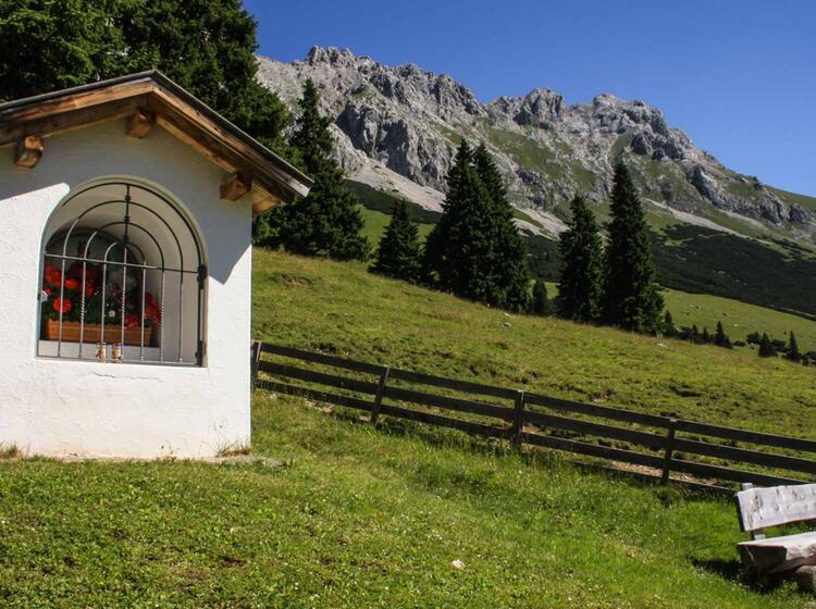 Wandern Fuehrung In Garmisch