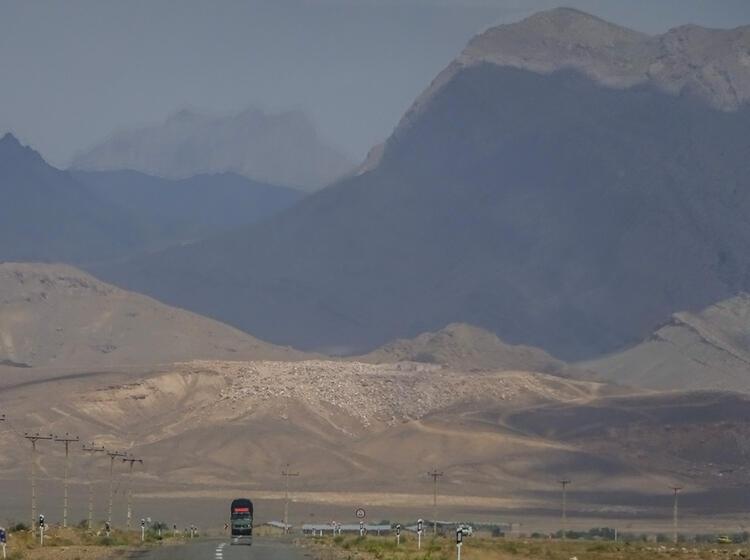 Wandern Im Iran