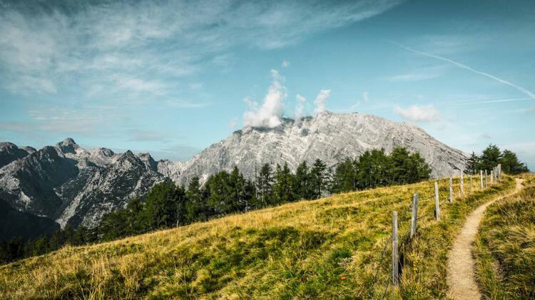 Wandern Im Nationalpark Berchtesgaden Rund Um Den Koenigssee