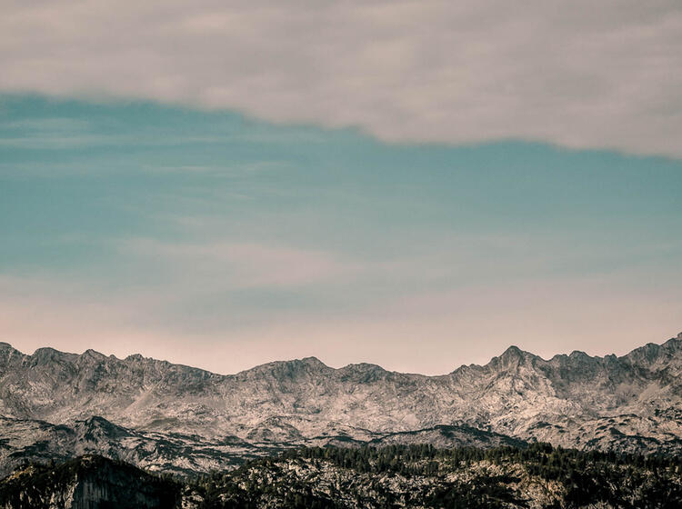 Wandern Im Steinernen Meer In Berchtesgaden