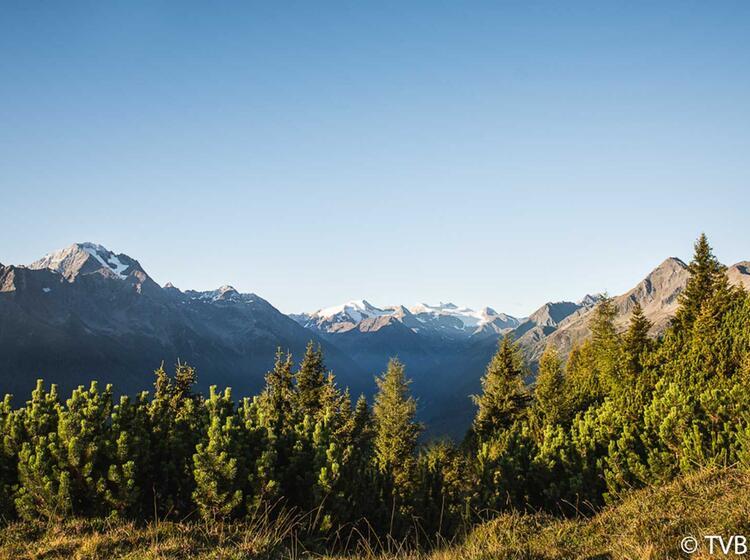 Wandern Im Stubai Tal