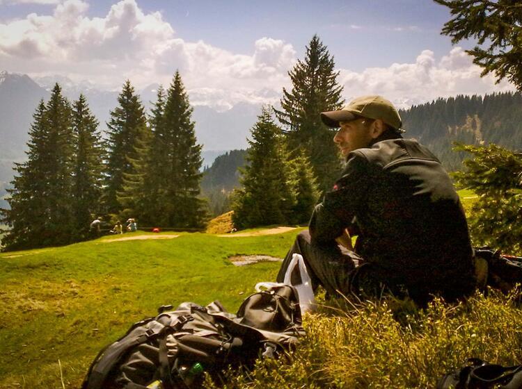 Wandern In Der Hoernergruppe Im Allgaeu