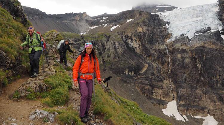Wandern In Der Schweiz Mit Fuehrer Karrie