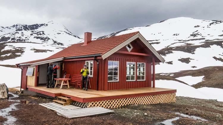 Wandern In Nord Norwegen