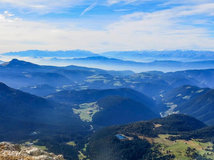 Wandern In Suedtirol Bis Zu Den Dolomiten
