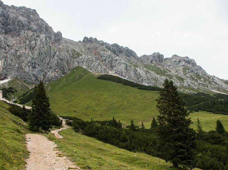 Wandern In Tirol Ehrwald