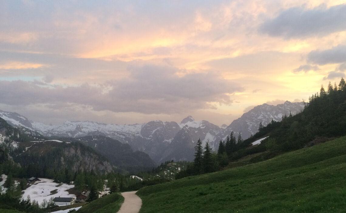 Wandern Lernen In Berchtesgaden