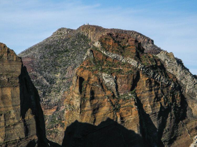 Wandern Mit Fuehrer Auf Madeira