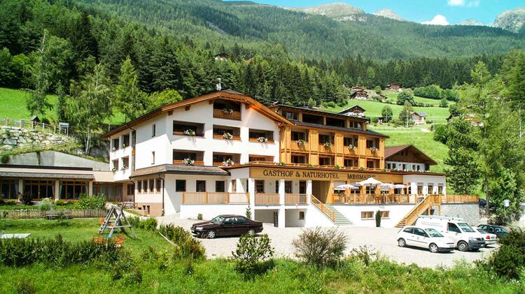 Wandern Mit Hotel Komfort In Suedtirol