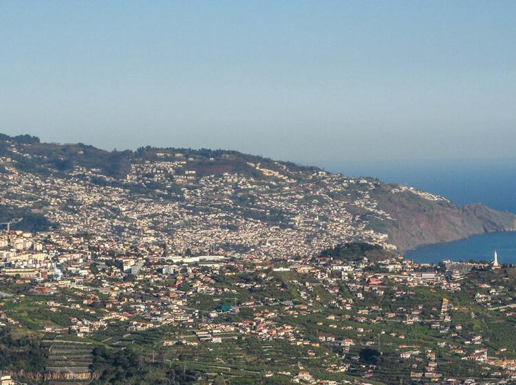 Wandern Rund Um Madeira