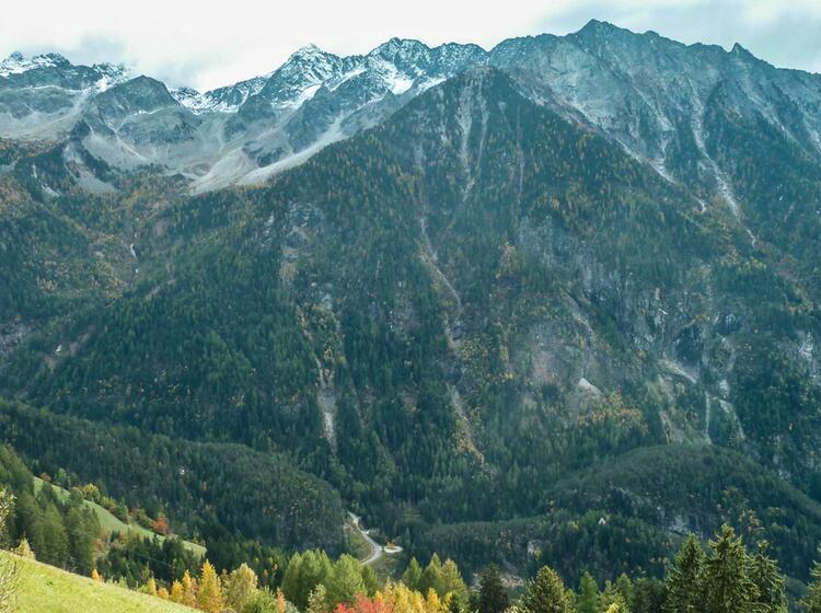 Wandern Und Erholung Auf Der Wandernwoche Suedtirol