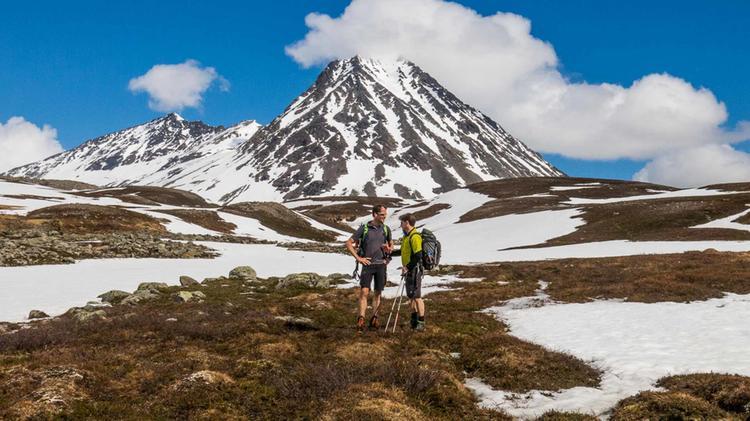 Wandern Und Erlebnis In Den Lyngen Alpen