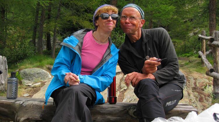 Wandern Und Hochtouren Mit Bergfuehrer Veit Uhlig