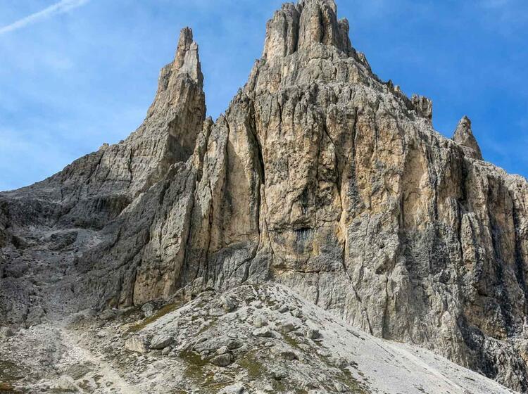 Wandern Und Klettern In Den Dolomiten Gefuehrt