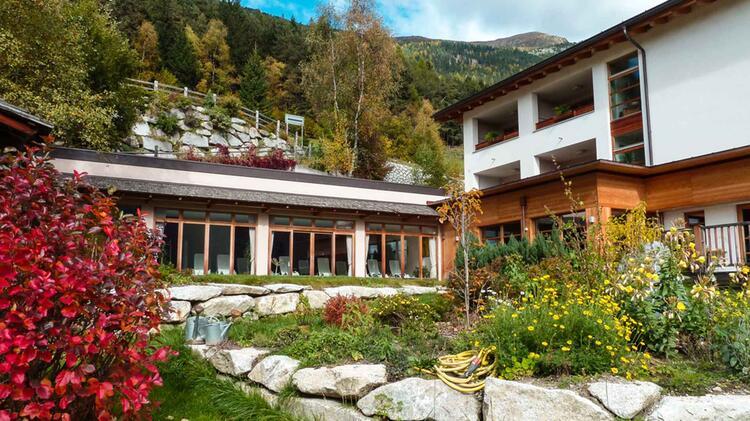 Wandern Vom Hotel Mossmaier In Suedtirol