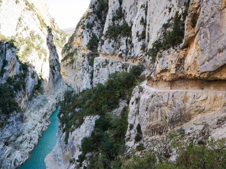 Wanderreise Spanien Mont Rebei3