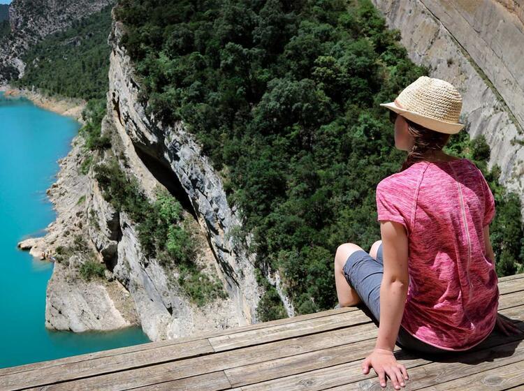 Wanderreise Spanien Mont Rebei6