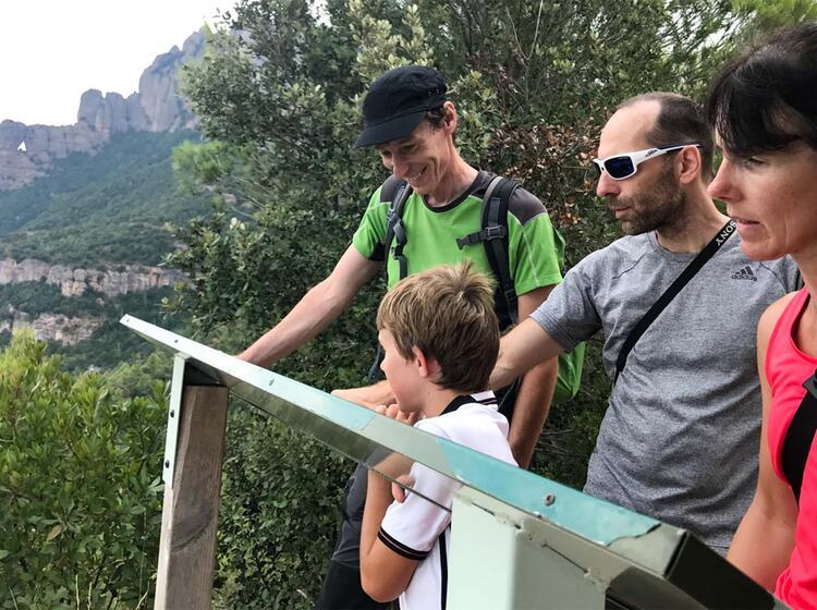 Wanderreise Spanien Montserrat4