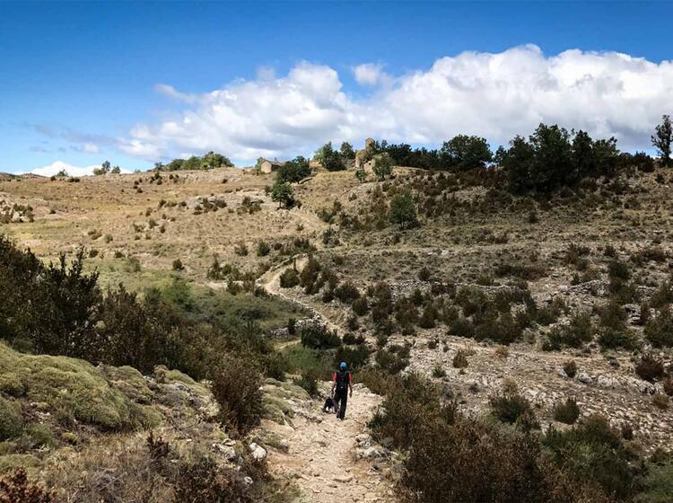 Wanderreise Spanien Sierra Guara Otin1