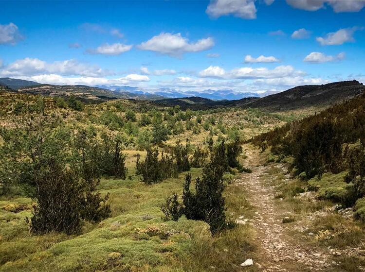 Wanderreise Spanien Sierra Guara Otin2