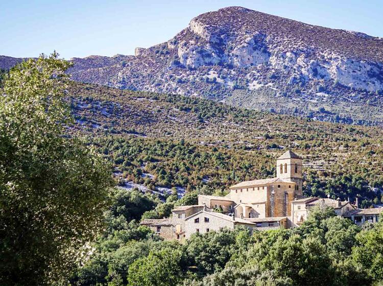 Wanderreise Spanien Sierra Guara Rodellar5