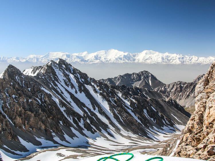 Wanderurlaub Kirgistan