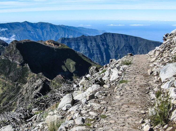 Wanderwoche Auf Der Insel Madeira