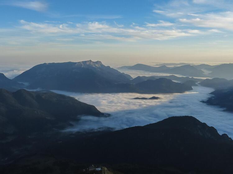 Wanderwoche Im Berchtesgadener Land