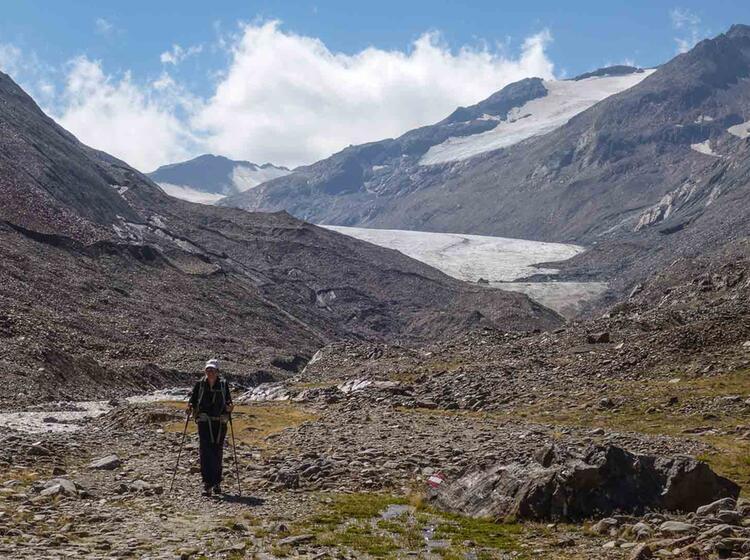 Wanderwoche In Der Bernina Auf Dem Bernina Trek