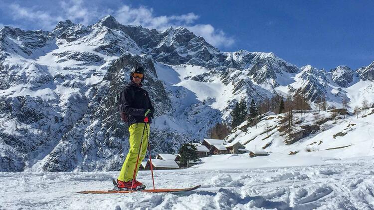 Wanderwoche Mit Bergwanderfuehrer Karlheinz Auf Die Zugspitze