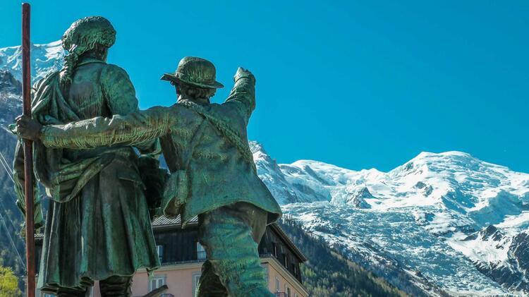 Wanderwoche Rund Um Den Mont Blanc In Frankreich