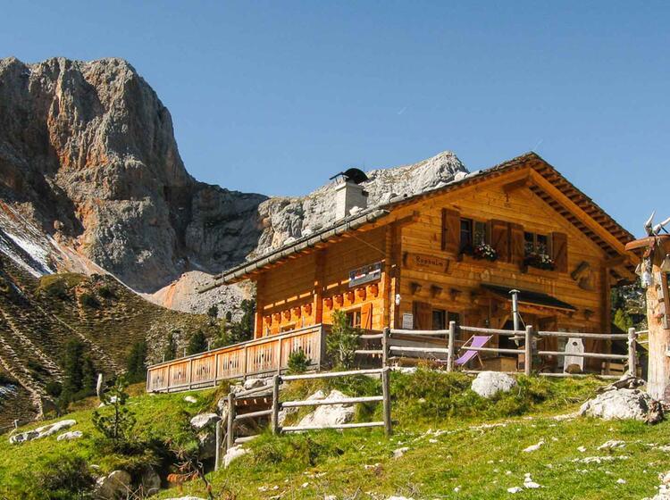 Wandewoche In Den Dolomiten