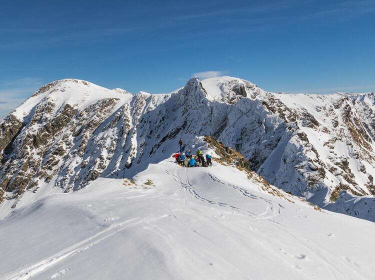 Wilde Skitouren In Den Karpaten Rumaenien