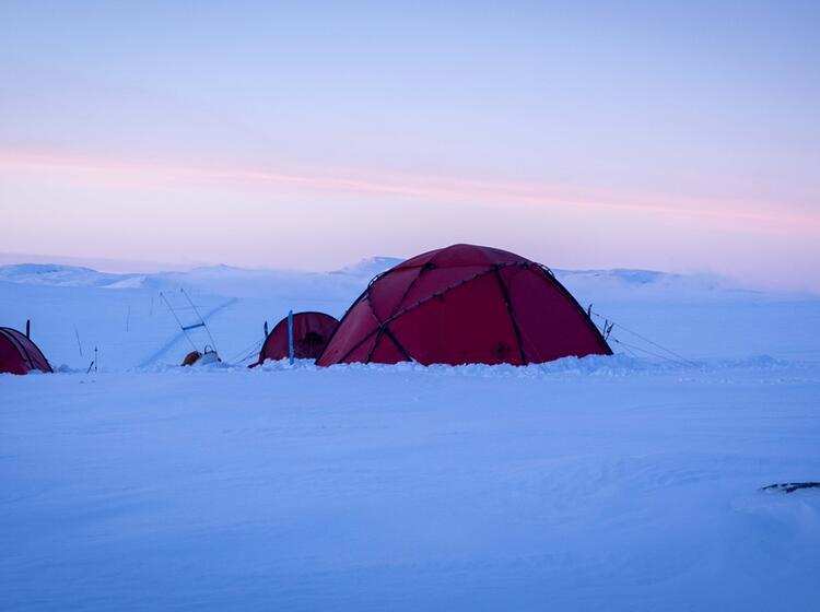 Winterbiwak In Der Hardangervidda 75