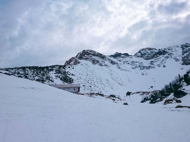 Winterwandern Am Spitzingsee