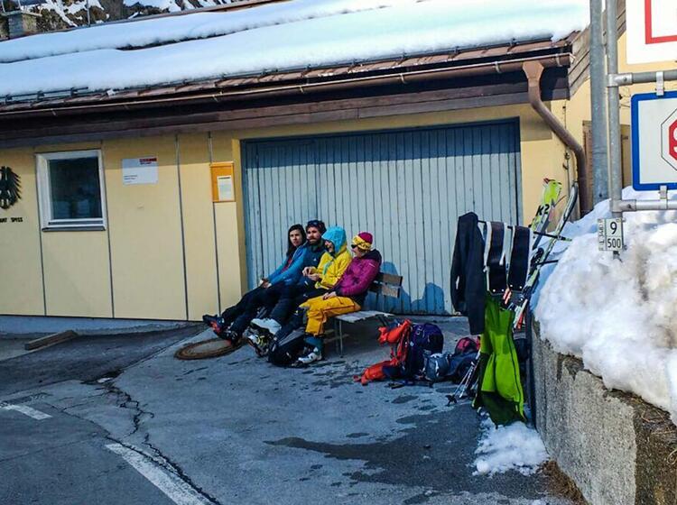 Zandertal Skitouren Im Vinschgau
