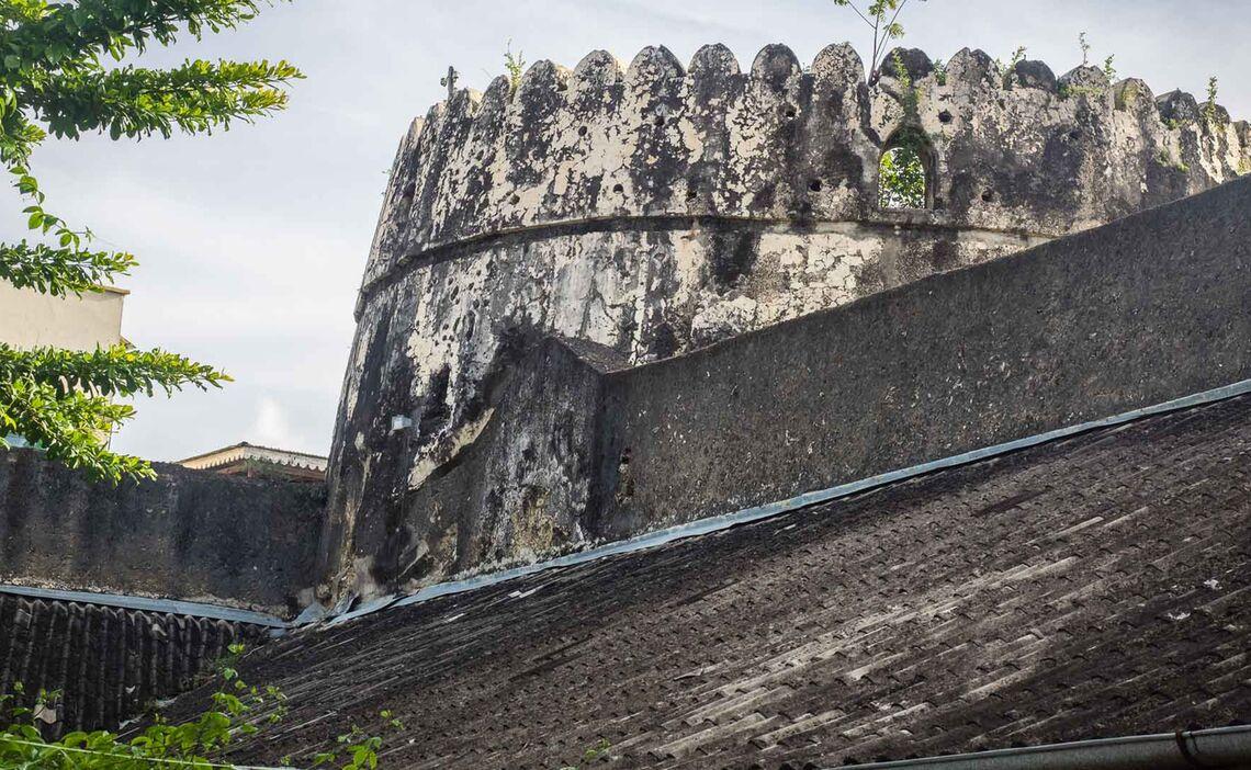 Zanzibar Festung