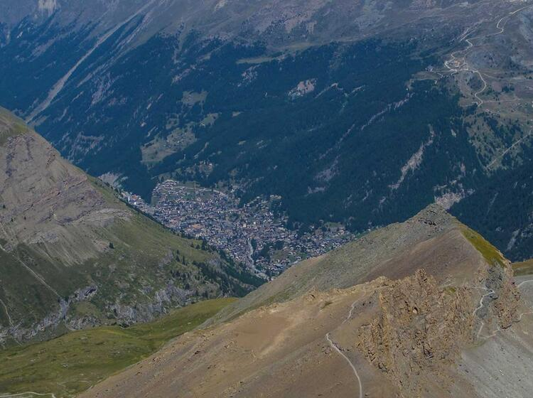 Zermatt Bergfuehrer