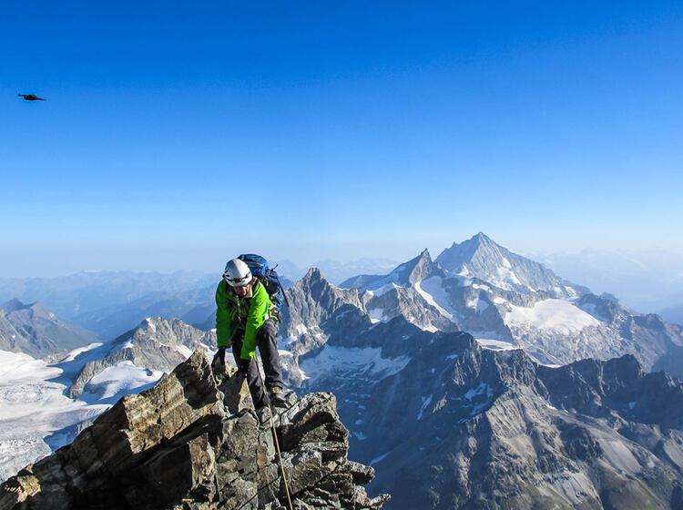Zermatt Matterhorn Fuehrung