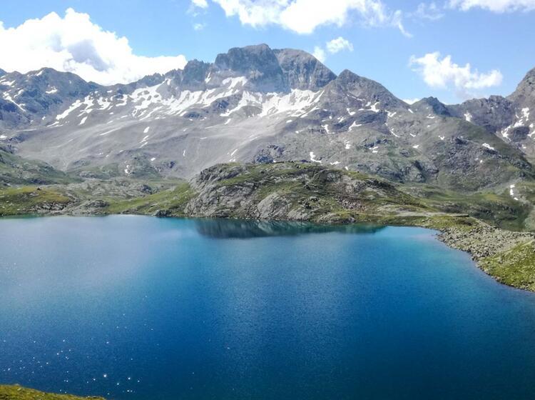 Zugspitze Meran Alpenueberquerung