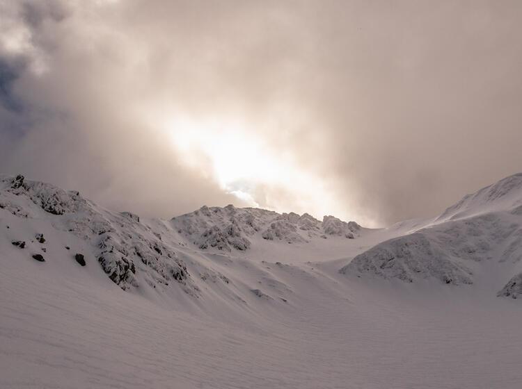 Zum Skitouren Nach Rumaenien In Die Karpaten