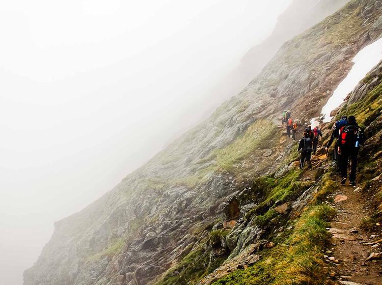 Zustieg Zum Gletscher Vom Taschachhaus Zur Wildspitze 1